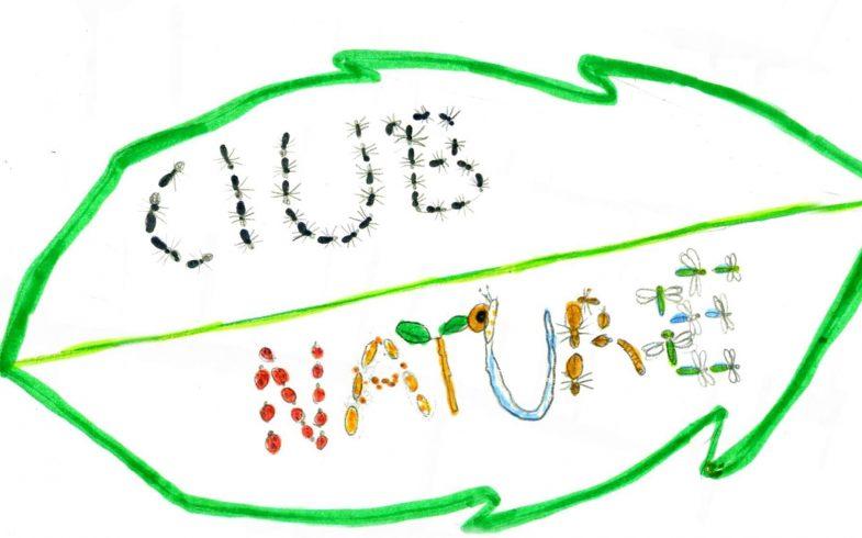 Bientôt la rentrée pour le Club Nature (30 ou 31 août)